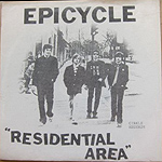 School Girls/Residential Area 7-in vinyl record 1979